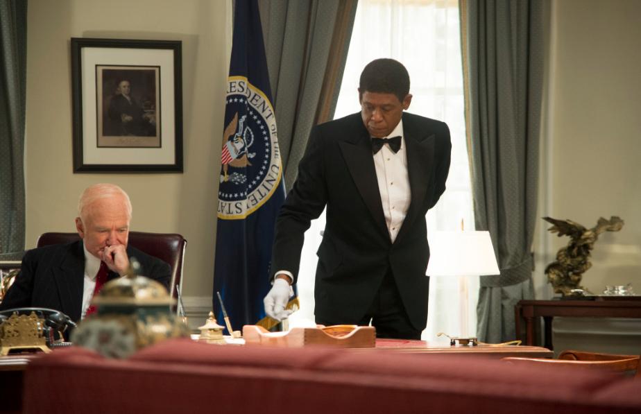 """Reseña """"Lee Daniel's The Butler"""": un mayordomo que de la Casa Blanca podría pasar al Oscar."""