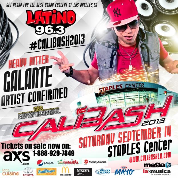 ¿ Quiéres ir al concierto de #CalibasHLA 2013 ? Participa en el Sorteo.