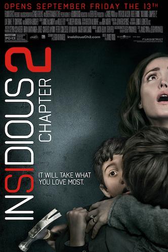 """Un trailer de """"Insidious: Chapter 2"""" que hace referencia a la leyenda de La Llorona."""
