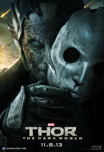 "Se solicitan valientes para liberar a #Loki. ""Thor: The Dark Word""."