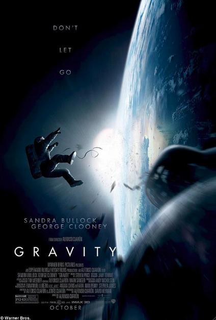 """Un corto en español de """"Gravity"""", la película de Cuarón, que te dejará sin aliento."""