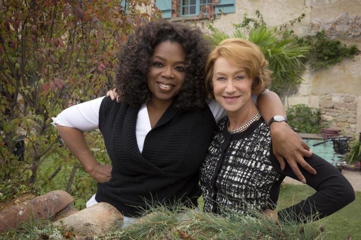 "Comienza el rodaje de ""The Hundred-Foot Journey"" con Helen Mirren producida por Oprah Winfrey."