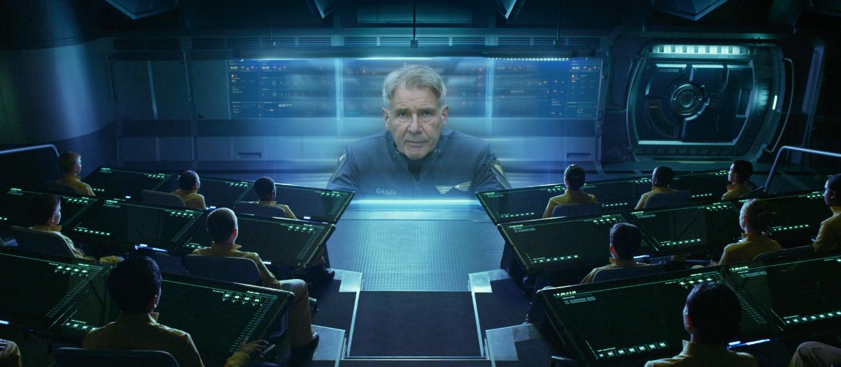 Harrison Ford, protagonista de Ender's Game, no se considera un icono.
