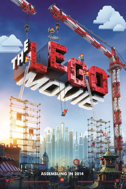 "Primer trailer y póster de ""The LEGO® Movie"" o ""La LEGO Pelicula"""