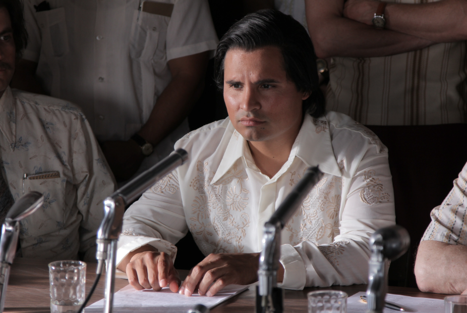 "Nuevo trailer de ""Chávez"", dirigida por Diego Luna."