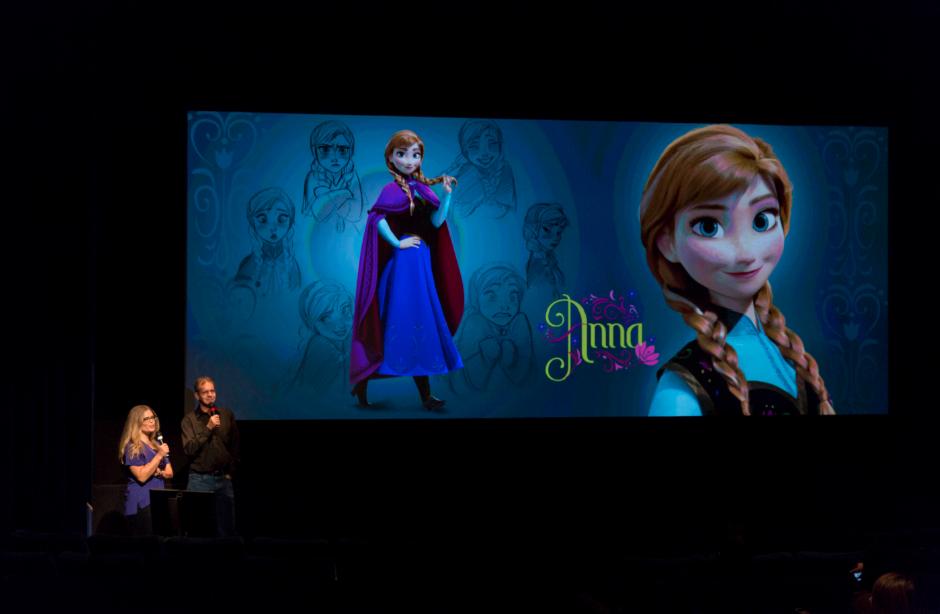 """""""Frozen"""", la nueva película animada de Disney. La historia detrás de su producción."""