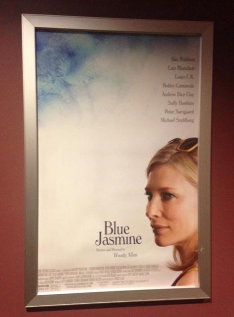 """Reseña """"Blue Jasmine"""": Cate Blanchet y Woody Allen mi primera elección para los Oscar."""