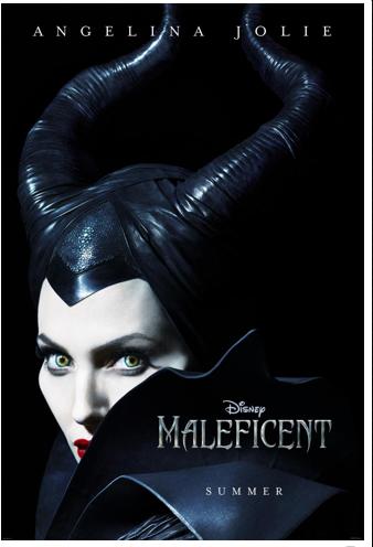 """""""Maleficent"""":  Angelina Jolie en la historia jamás contada de la villana de Disney."""