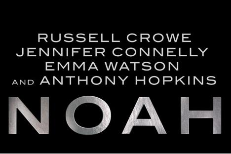 """Primer vistazo al """"Noah"""" de uno de mis cineastas favoritos: Darren Aronofsky."""