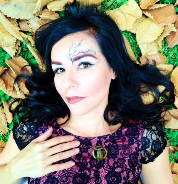 Maquillaje al estilo #CapitolCOVERGIRL #CatchingFire. Reseña y Sorteo.
