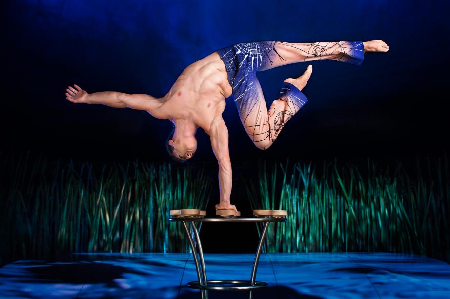 #TOTEM de Cirque du Soleil se presenta en Irvine y pronto en Santa Mónica.