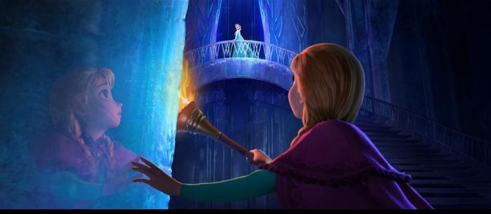 """Reseña """"Frozen"""": Anna una princesa que derrite hasta el corazón más frío."""