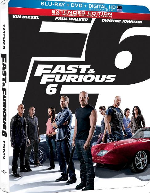 Reseña y Sorteo de #Fast6. Una película de colección.