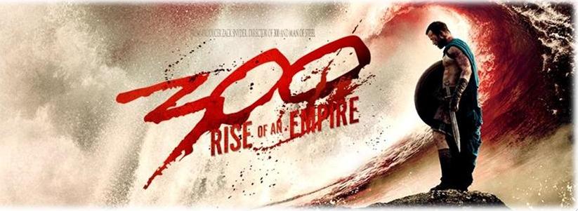 """Nuevo Trailer de """"300: Rise of an Empire"""" con Rodrigo Santoro como Xerxes."""
