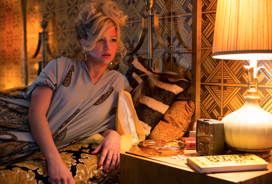 Jennifer Lawrence stars in Columbia Pictures' AMERICAN HUSTLE. PHOTO BY: Francois Duhamel COPYRIGHT: 	© 2013 Annapurna Productions LLC All Rights Reserved. FOR PROMOTIONAL USE ONLY. SALE, DUPLICATION OR TRANSFER OF THIS MATERIAL IS STRICTLY PROHIBITED.