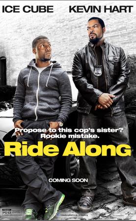 """Screening """"Ride Along"""" el miércols 15 de enero en varias ciudades del país."""