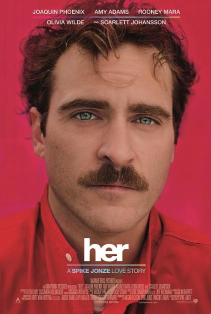 Ella – Her (2014) DVDScreener Subtitulos Español