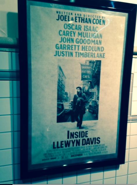 """Reseña """"Inside Llewyn Davis"""":  Las historias en el cine no tienen que tener un final feliz."""