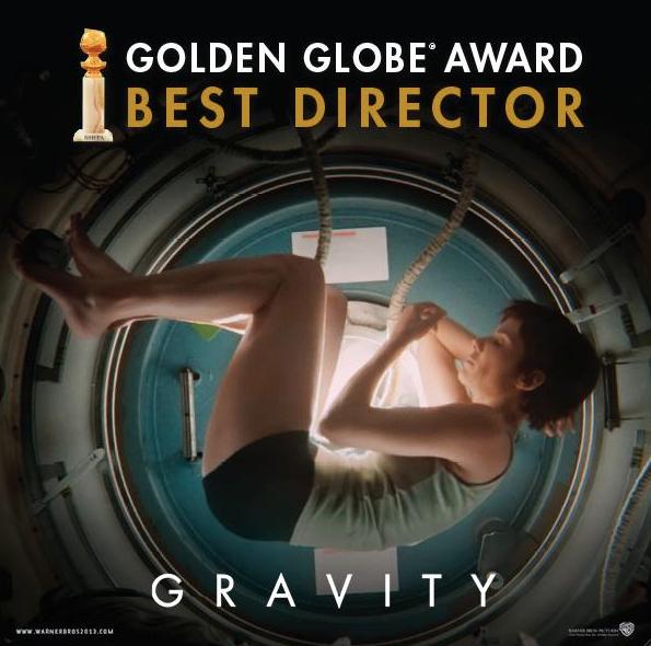El cineasta mexicano Alfonso Cuarón gana el Golden Globe como Mejor Director. Lista completa de ganadores.