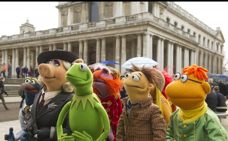 Entrevista a Kermit The Frog y Miss Piggy los más queridos… y los más buscados.