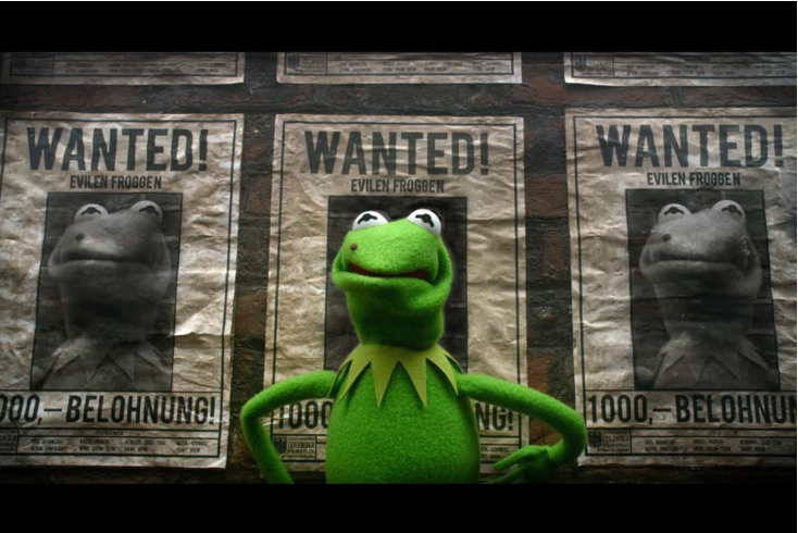 "Nuevo trailer ""Muppets Most Wanted""."