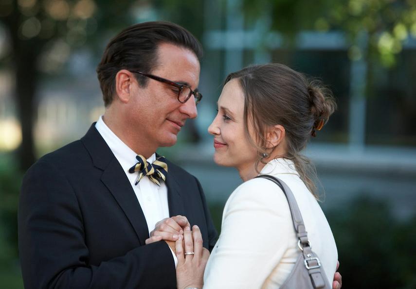 """Andy García: Química cósmica con Vera Farmiga """"At Middleton"""", en la pantalla y fuera de ella."""