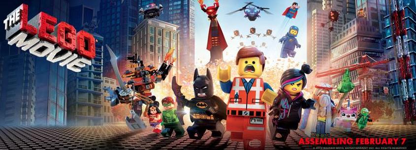 """Screening """"The Lego Movie"""" en 10 ciudades."""