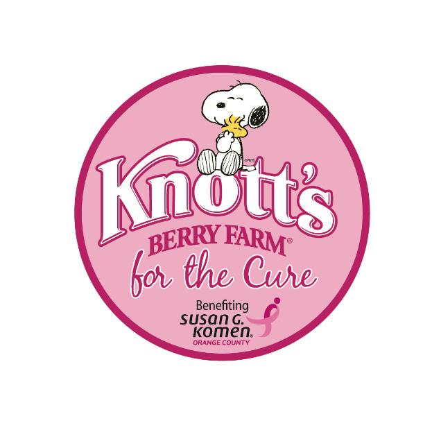 Una día solidario, divertido, familiar y Rosa en #KnottsPink.  (Sorteo).