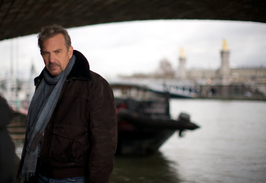 "Kevin Costner regresa con un papel protagónico a Hollywood en ""3 Days to Kill""."
