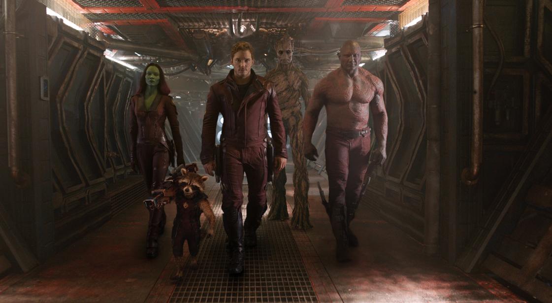"""Nuevo trailer e imágenes de """"Guardians of the Galaxy"""" / """"Guardianes de la Galaxia"""" de Marvel."""