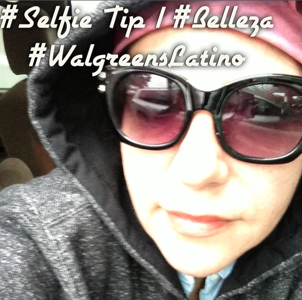 #Selfie Tips de #Belleza al estilo ChecaLAmovie #WalgreensLatino #ad.