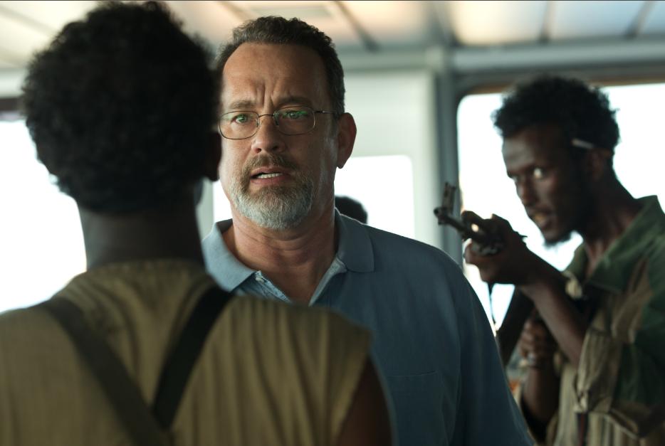 "Rumbo al Oscar: Reseña ""Captain Phillips""."