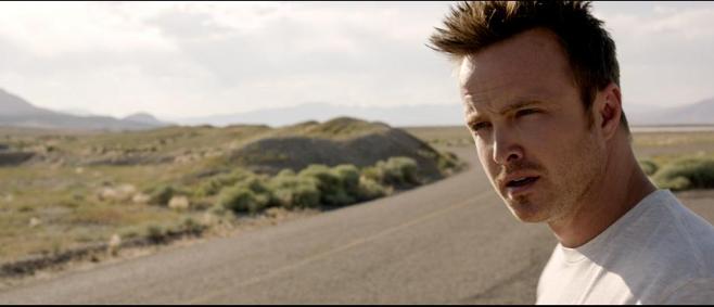 """El director de """"Need for Speed"""" encuentra en Aaron Paul al nuevo Steve McQueen."""