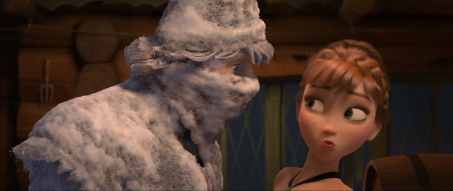 "Entrevista con Chris Buck y Jennifer Lee, los directores de ""Frozen""."