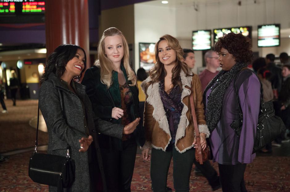 """La nueva película de Tyler Perry: """"The Single Mom's Club"""", mucho más que un chick-flick."""