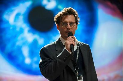 """El nuevo trailer de """"Transcendence"""" protagonizada por Johnny Depp."""