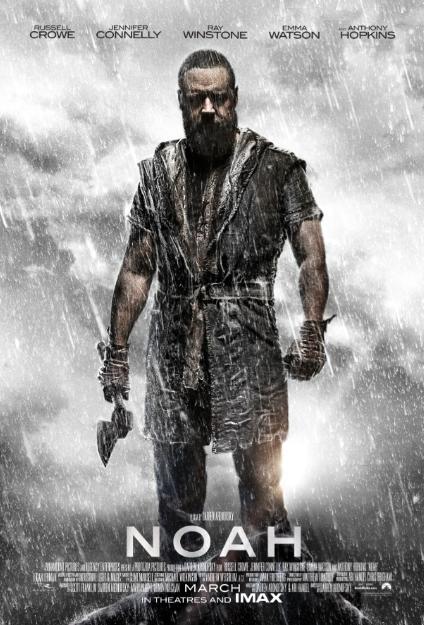 """""""Noah"""": Darren Aronofsky y Russel Crowe hablan sobre la construcción del Arca."""