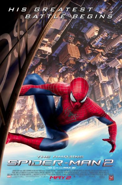 """El nuevo trailer de """"The Amazing Spider-Man 2"""". Estrena el 2 de mayo."""