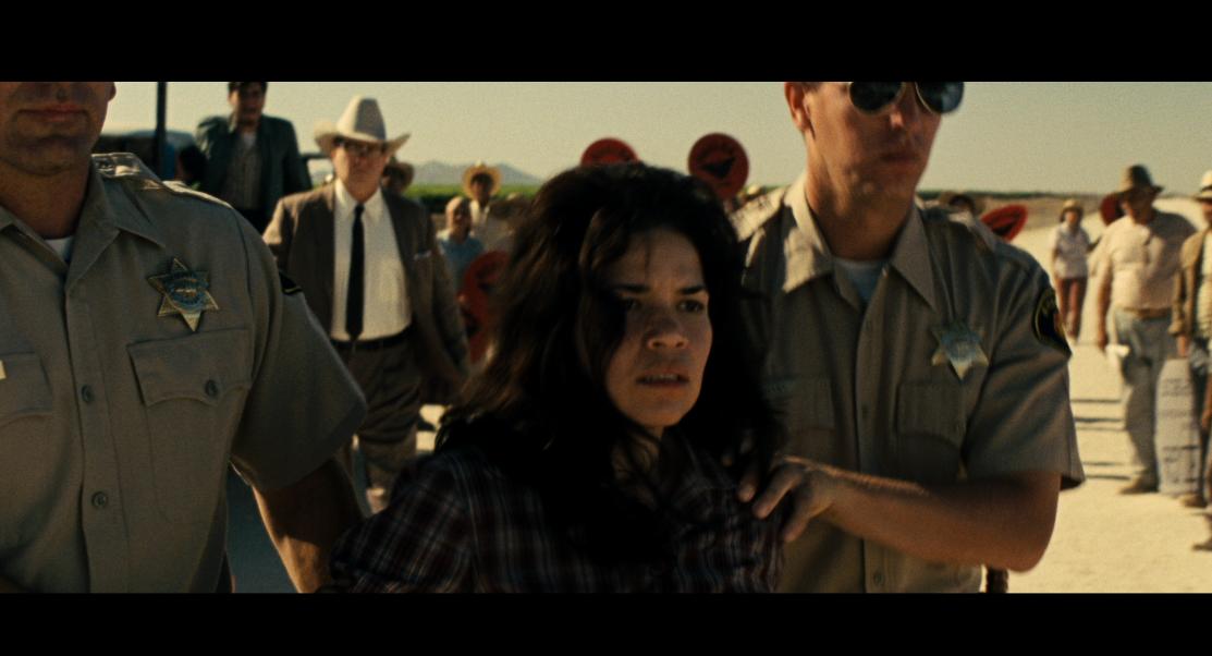 """América Ferrara: El papel de las mujeres en el movimiento de """"César Chávez"""", la película."""