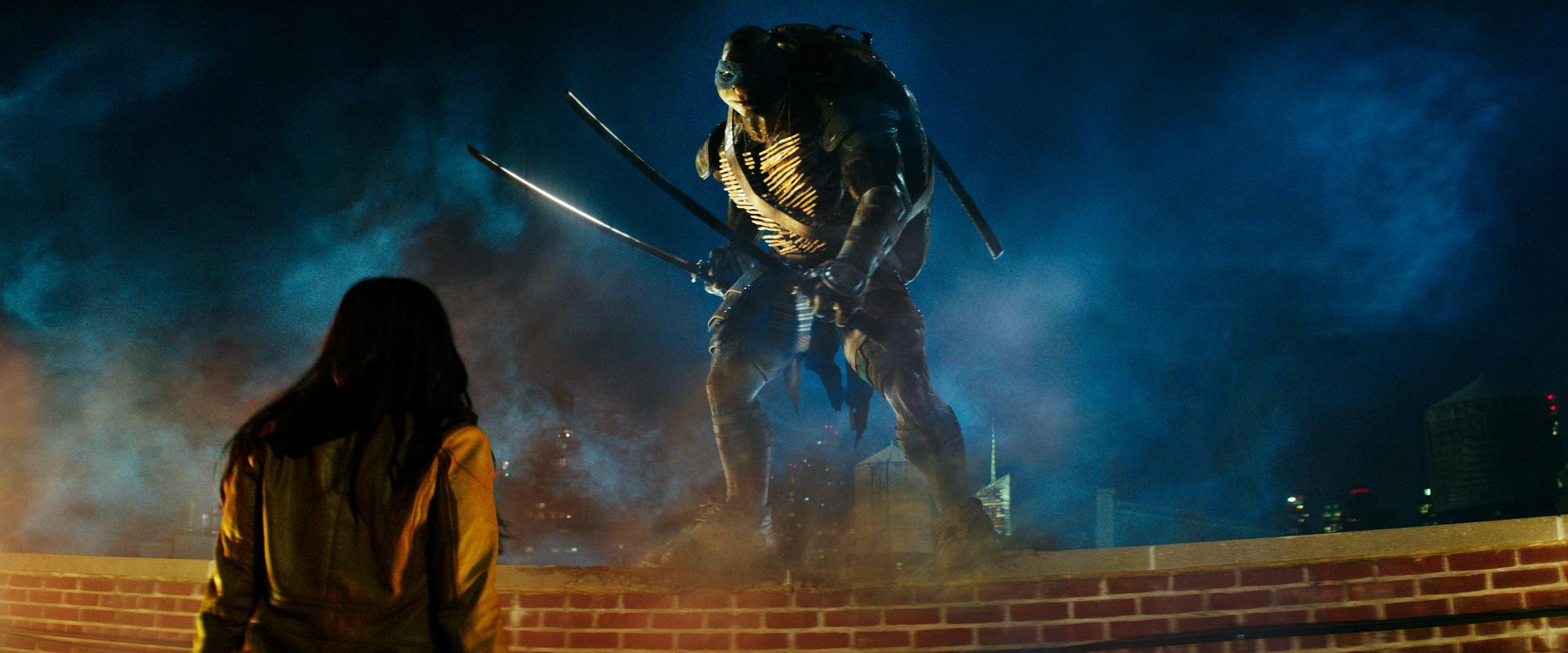 Regresan las Tortugas Ninja al cine #TMNT.