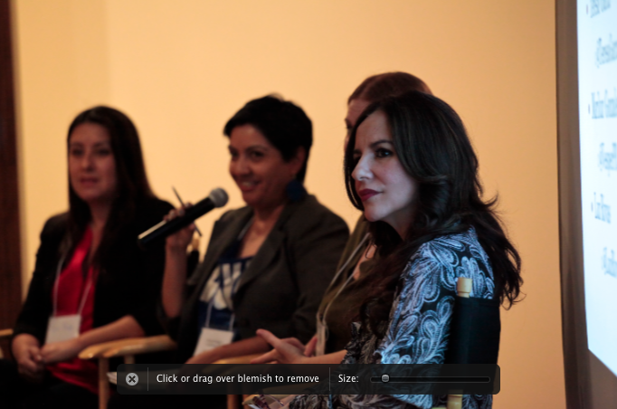 "De periodista a bloguera: ""La Ética en el mundo de los Blogueros"" #LALLBLOG14"