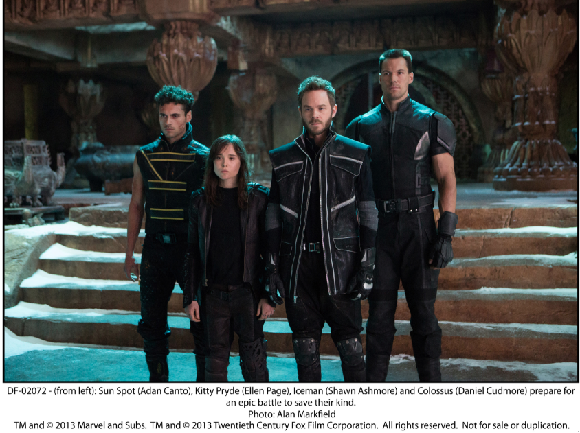 "Nuevo trailer de ""X-Men: Days of Future Past""."