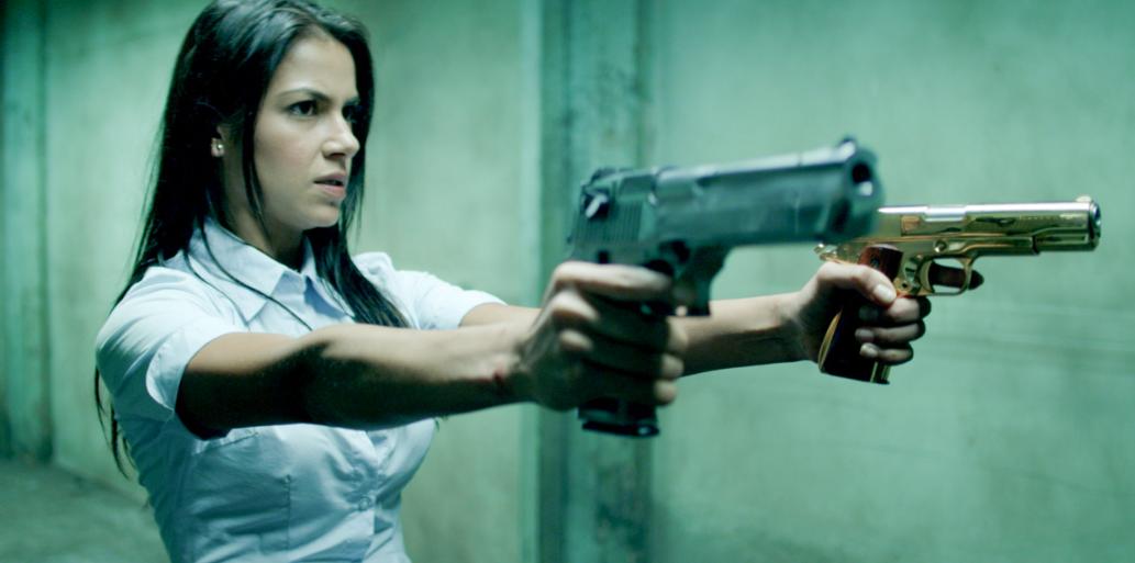 """Catalina Denis: su experiencia al trabajar junto a Paul Walker en """"Brick Mansions""""."""