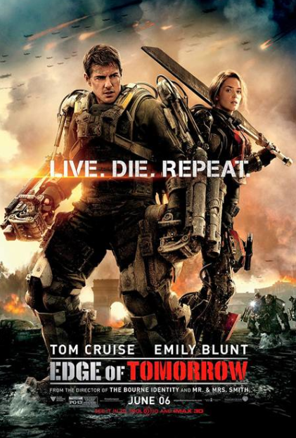 "Sorteo: EDGE OF TOMORROW ""LA SCREENING EVENT""."