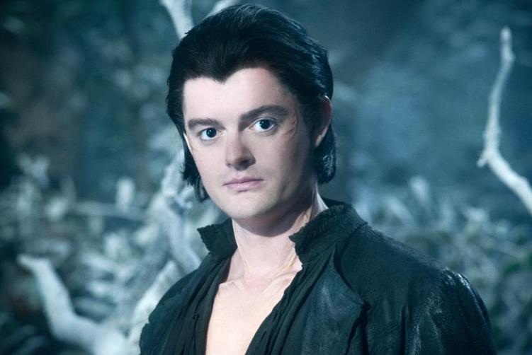 """Sam Riley el cómplice de Angelina Jolie en """"Maléfica"""" / """"Maleficent""""."""