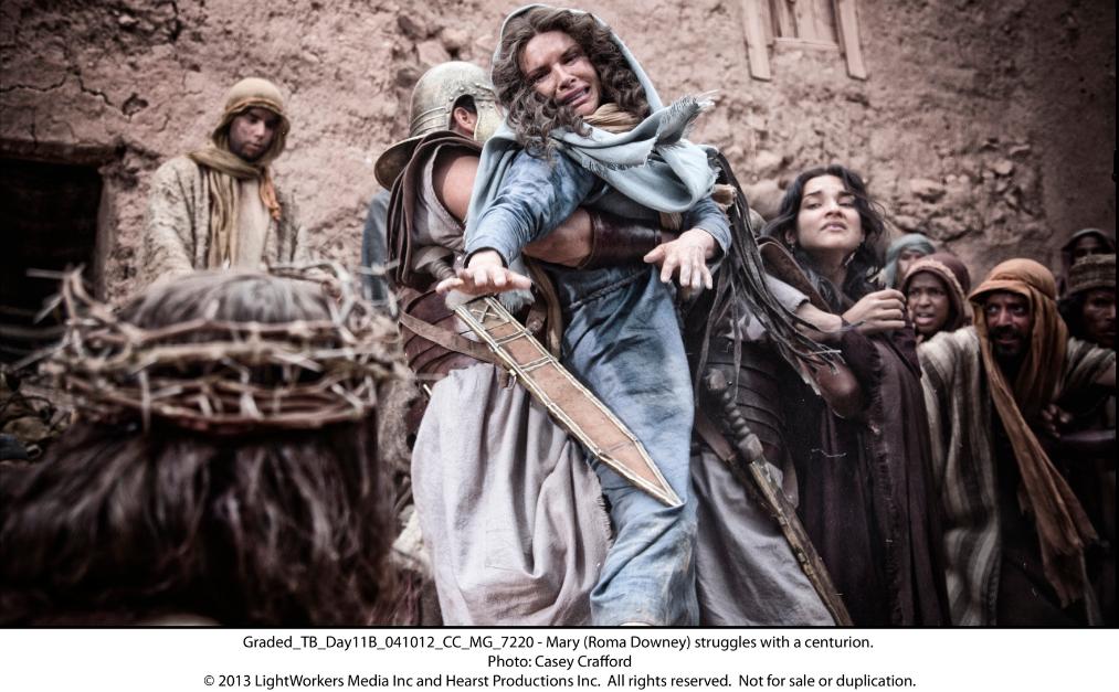 """Roma Downey: historias conmovedoras después del estreno de """"El Hijo de Dios"""". Sorteo DVD."""