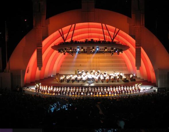 Noches de película en el Hollywood Bowl.  #Sorteo.