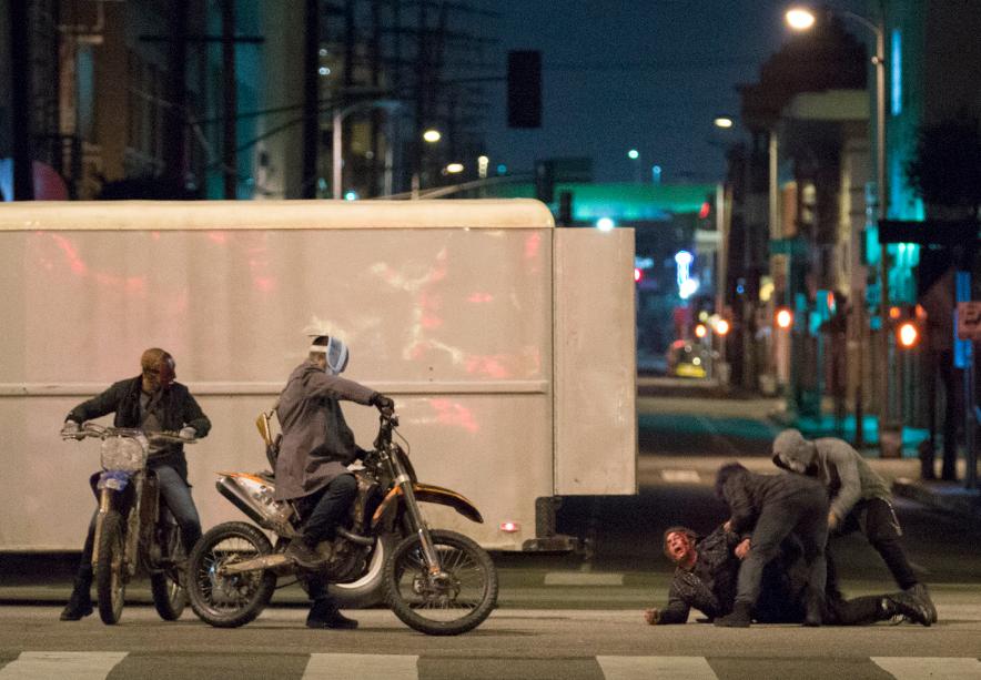 Screening especial #PurgeAnarchy en LA y otras ciudades.