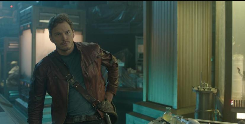 """Chris Pratt y su camino al Mundo de Marvel en """"Guardianes de la Galaxia""""."""