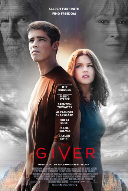 Sorteo #TheGiver.